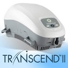 Transcend Portable Travel CPAP Unit