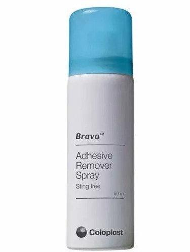Brava Adhesive Remover Spray by Coloplast 120105 at RedOakMedical.com