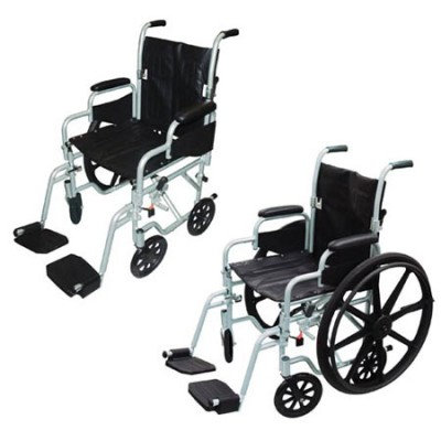 Drive Polly wog / Poly fly, Wheelchair/Transport Chair Combo