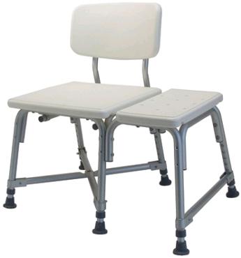 Bariatric Transfer Bench, 600 lb Capacity
