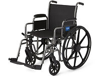 Rent Heavy Duty Bariatric 20 inch Wheelchair in Houston. We Deliver!