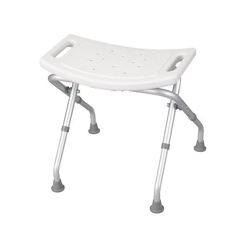 Deluxe Folding Bath Bench, 300 lbs