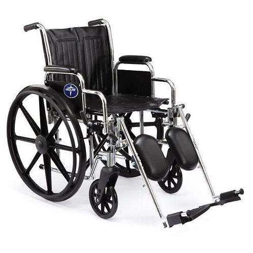 """Medline Excel 2000 18"""" & 20"""" Wheelchair"""