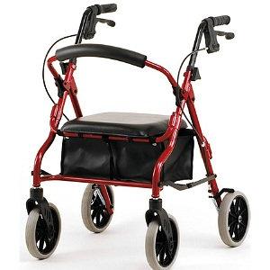 Zoom 4 Wheel Rollator (All Sizes)