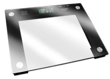 Heavy Duty Bath Scale, Talking, 550 lbs
