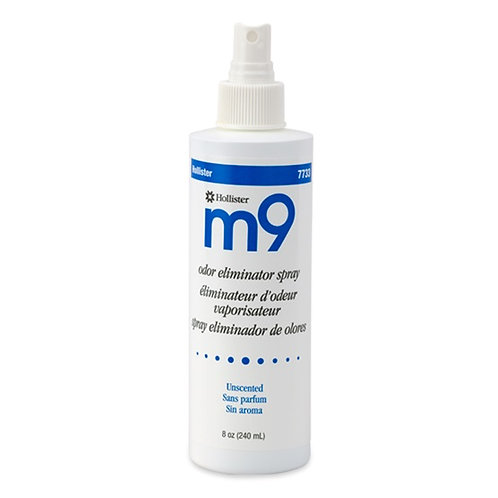 m9 Odor Eliminator Spray by Hollister at RedOakMedical.com