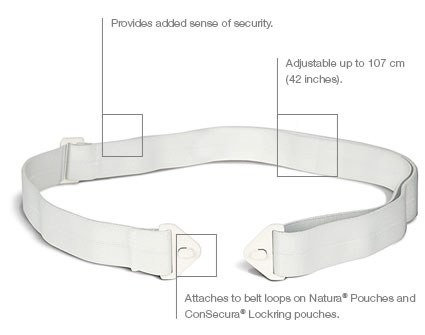 Ostomy Appliance Belt by ConvaTec, Adjustable (175507)