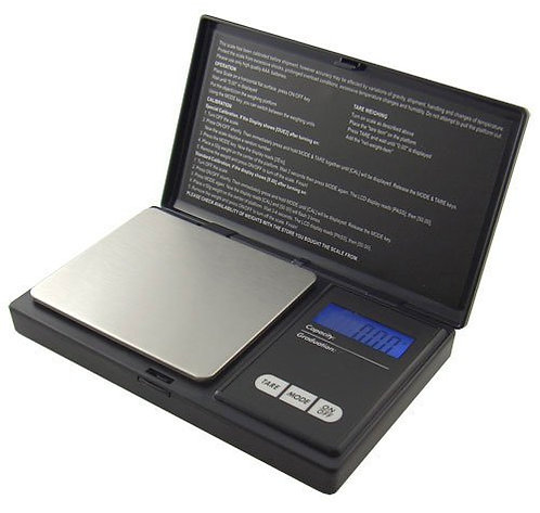 Gram Weigh 100g x 0.01g Digital Scale