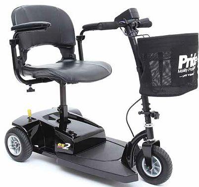 Pride GO GO ES2 Mobility (FDA Class II Medical Device*)