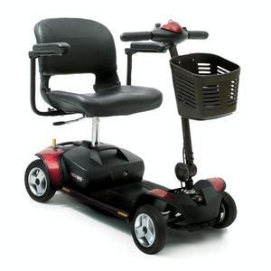 Pride 4-Wheel Gogo Elite Traveller (FDA Class II Medical Device*)
