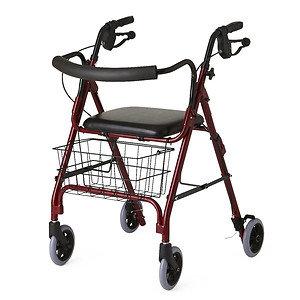 4 Wheel Quick-Fold Rollator