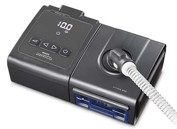 Respironics Cpap Machine with Humidifier
