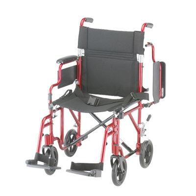 Nova 349 (red) Transport Chair