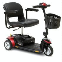 Pride 3-Wheel Gogo Elite Traveller (FDA Class II Medical Device*)