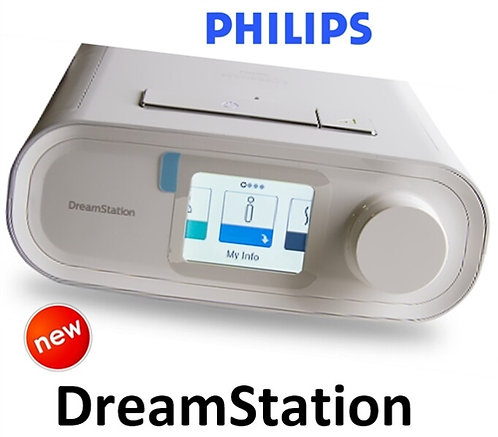 DreamStation CPAP Machine System with C-Flex