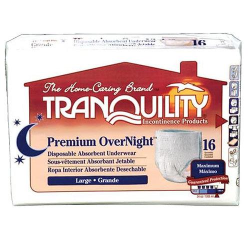 Tranquility Premium Overnight Pullups