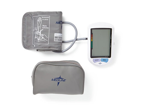 Automatic Blood Pressure Monitor - Medium Cuff