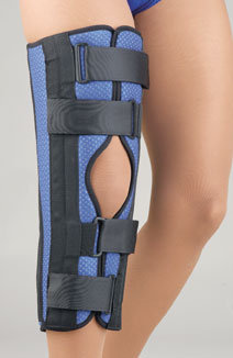 UNIVERSAL TRI-PANEL FOAM KNEE IMMOBILIZER