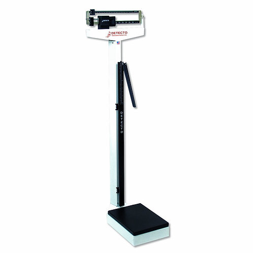 Detecto Balance Beam Physician Scale w/ Height Rod