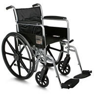 Standard Permanent Arm Wheelchair