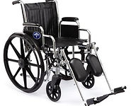 Rent Standard, Lightweight, or Transport Wheelchair in Houston 77090. We Deliver!