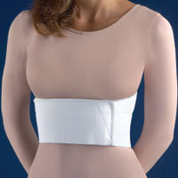 PREMIUM WOVEN TWO-PANEL SURGICAL RIB BELT