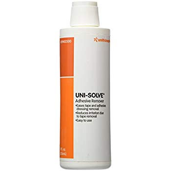 Uni-Solve Adhesive Remover 8 oz bottle by Smith & Nephew at RedOakMedical.com