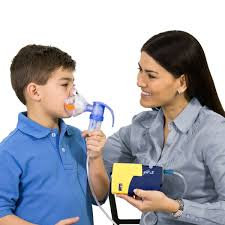 Child / Pediatric Mask Nebulizer Kit