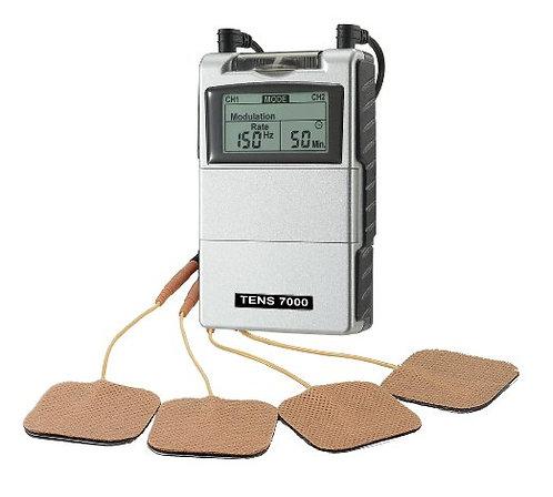 TENS Unit with Electrodes & Case