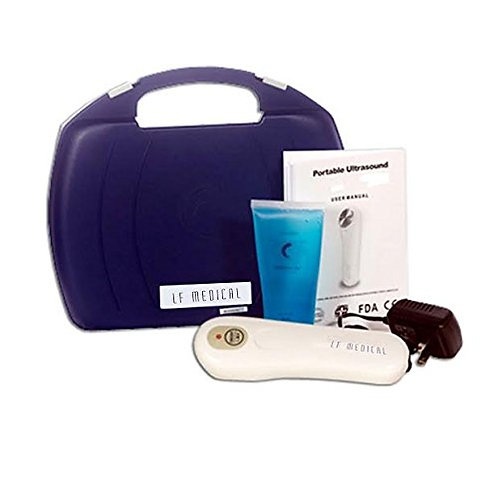 Portable Hand-Held Ultrasound Kit With Case