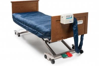 Lumex Select LS300 Air-Loss mattress with Pump