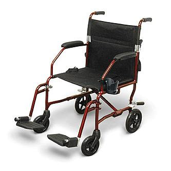 Ultralight Freedom Transport Chair by Medline