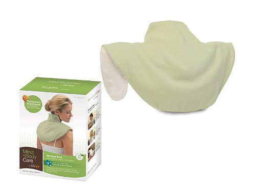 Neck and Shoulder Wrap, Microwaveable Heating pad