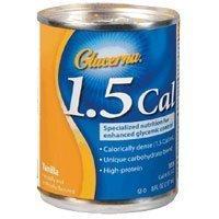 Glucerna 1.5 Cal Snack Shake Can,Vanilla8 Oz/Can, 24/Case