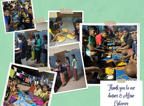 Thank you to our donors & Afsar Caterers.png