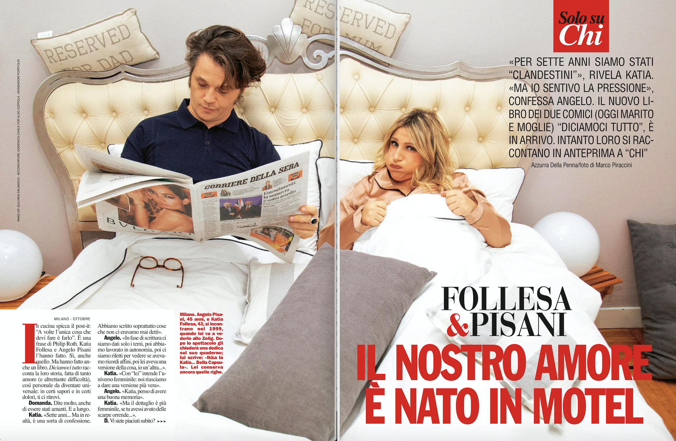 Katia Follesa & Angelo Pisani