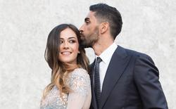 Filippo Magnini & Giorgia Palmas