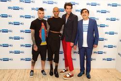 Fedez, Skin, Mika & Elio
