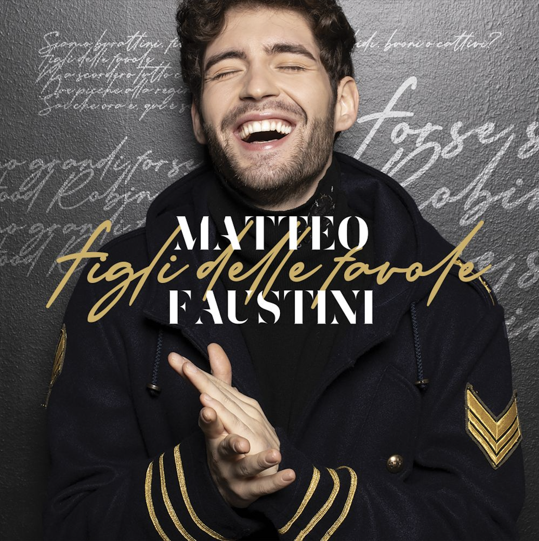 Matteo Faustini - album cover
