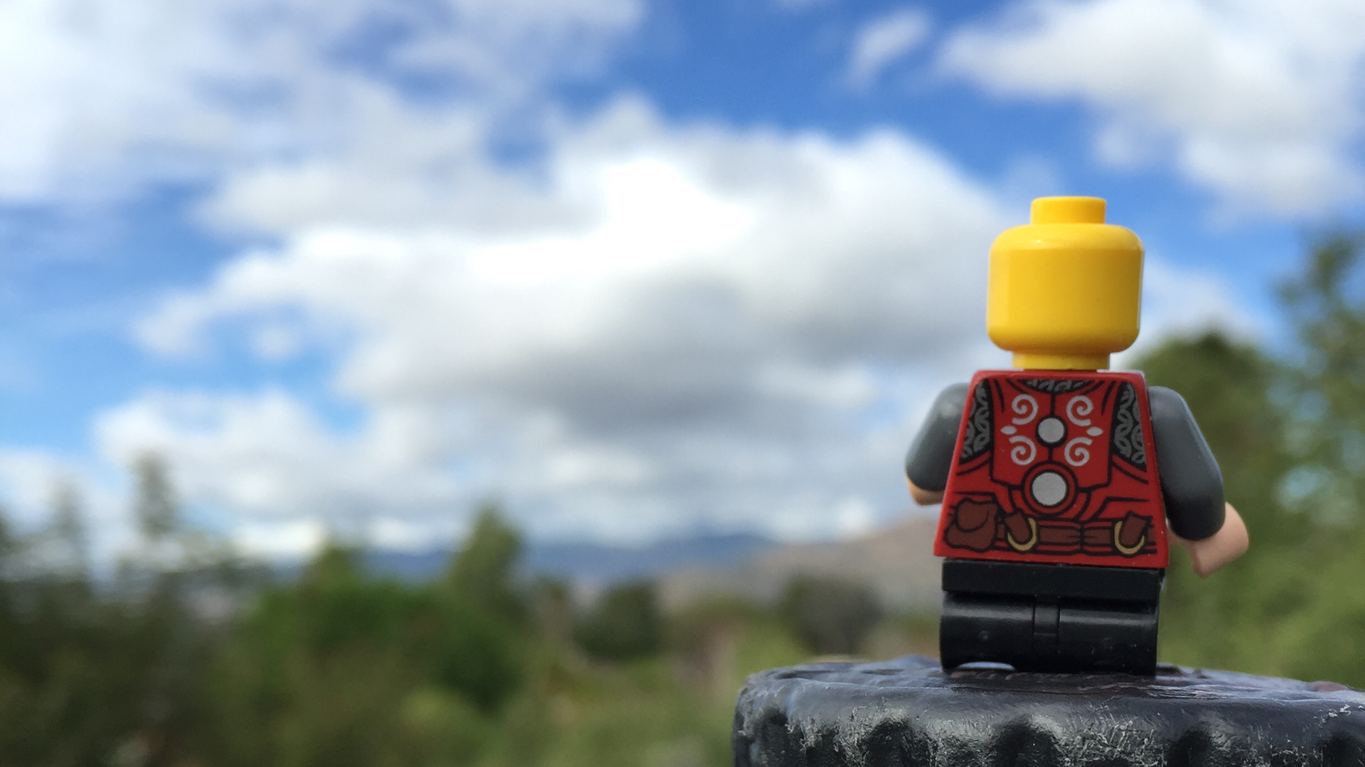 Lego Wonderer