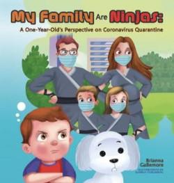 My Family Are Ninjas: A One-Year-Old's Perspective On Coronavirus Quarantine