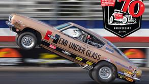 Hemi Under Glass Makes Incredible Pass At Hot Rod Magazine's 70th Anniversary