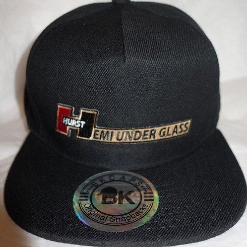 Hemi Under Glass Wheelstander Official Cap Hat