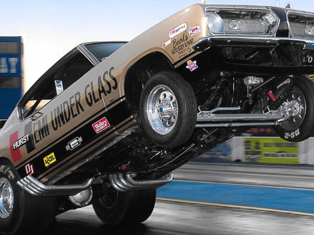 Hemi Under Glass Runs At Annual Tucson Dragway Reunion