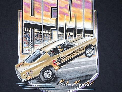 Hemi Under Glass Wheelstander T-Shirt