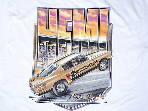 Hemi Under Glass Wheelstander T-Shirt