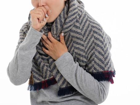 熱はないのに咳が止まらない!気になる症状への対処方法