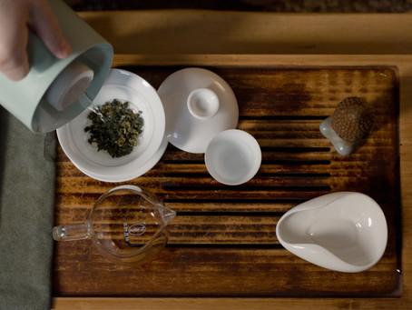 中国茶の基本的な飲み方と茶葉のまとめ