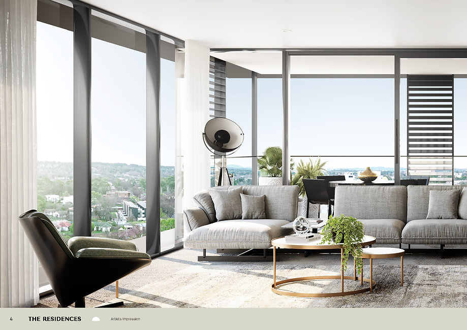The Residences, Northbourne Ave, HTI