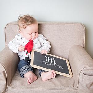 Liam Five Months